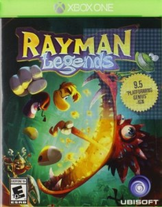 Rayman Legends best black Friday deals on Xbox one games