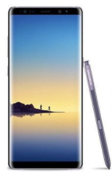 Samsung galaxy Note 8 black friday 2017 deals