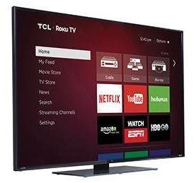 TCL Roku Smart LET TV deals
