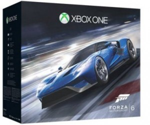 Xbox one Console games of Forza