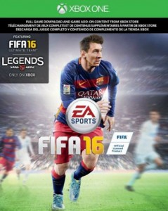 Xbox one EA Sports FIFIA bundle