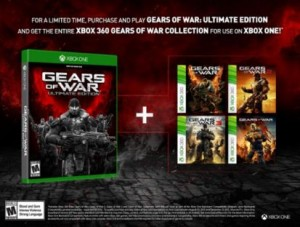 Xbox one games of war bundle