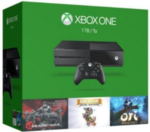 best black Friday 2015 deals on Xbox one bundle