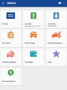GEICO Best insurance apps 2016 for android phone