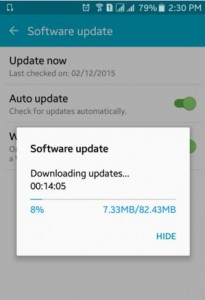 How to upgrade lollipop to marshmallow, Android 6.0