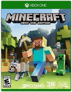 Minecraft Xbox one games deals 2015