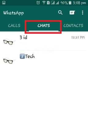 How to change WhatsApp group name on android