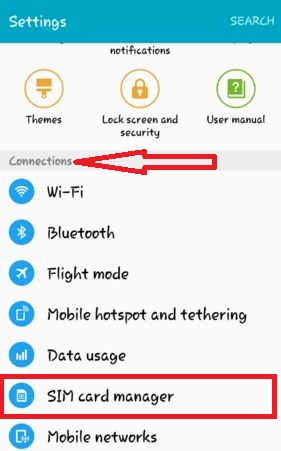 How to Turn On Data on Android