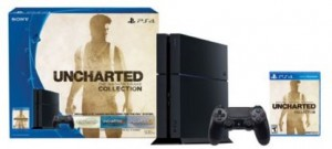 The Nathan drake ps4 bundle deals 2015
