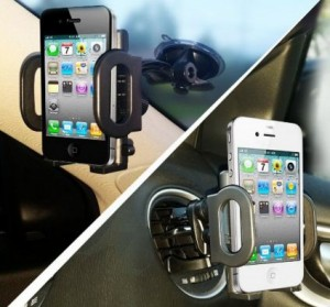 2in-1 mobile phone car mount holder deals 2016