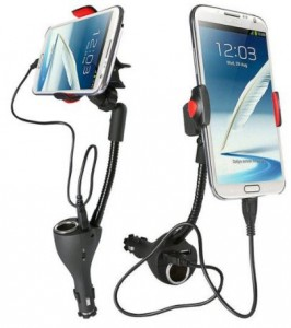 Alpatronix Car mount holder for android phone