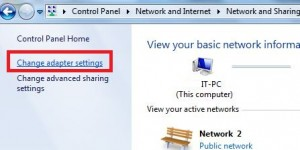 How to turn on Wi-Fi in windows 7