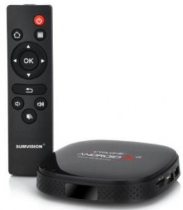 Sumvision Andorid TV box 2016