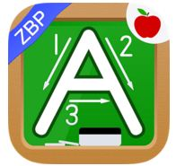 123s ABCs kids handwriting app