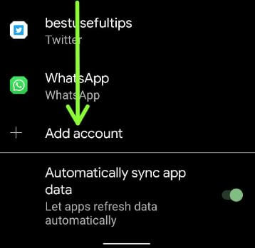 Add Multiple Gmail Accounts on Android Using Gmail App