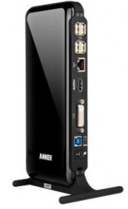 Anker docking station for laptop