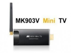 Google TV stick dongle