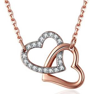 Lelekiss Necklace for valentine day