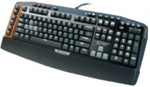 Logitech Wireless gaming keyboard deals 2016