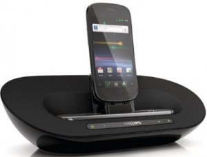 Philips fidelio android docking station deals