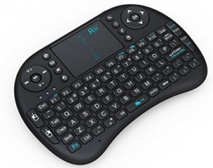 RII wireless touchpad keyboard with mouse