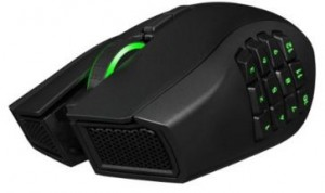 Razer naga epic wireless PC gaming mouse
