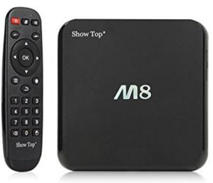 ShowTop android streaming media player