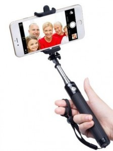 TaoTronics selfie stick for android phone