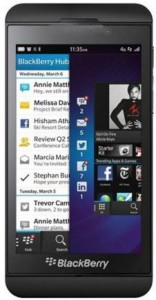 Blackberry Z10 phone deals