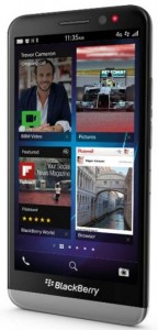 Blackberry Z30 unlocked cellphone