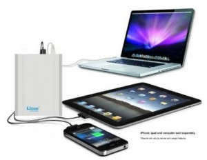 Lizone power bank for laptop & smartphone