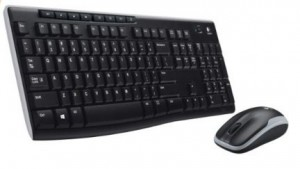 Logitech wireless keyboard and mouse combo deals
