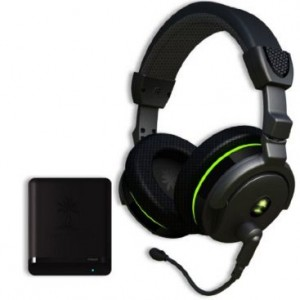 Wireless gaming headset for Xbox 360