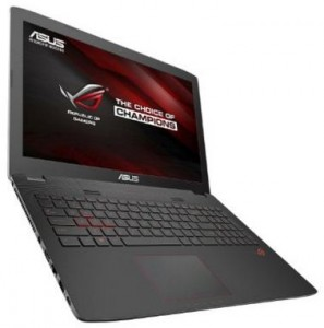Asus gaming laptop under 1500 dollars