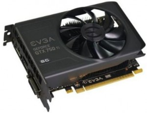 EVGA  graphics card for gaming