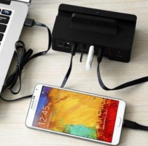 EasyAcc android docking station