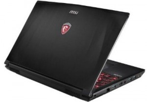 MSI gaming laptop under 1500 dollars