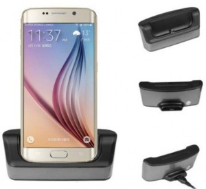 Samsung galaxy S7 edge charger dock stand