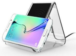 Samsung galaxy S7 edge wireless charger