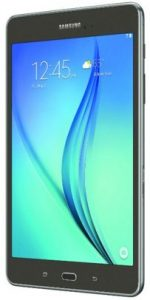 Samsung galaxy Tab A tablet