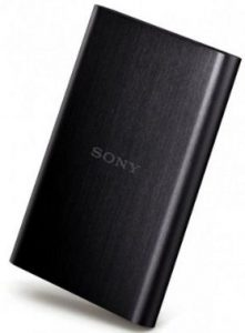 Sony external hard disk deals