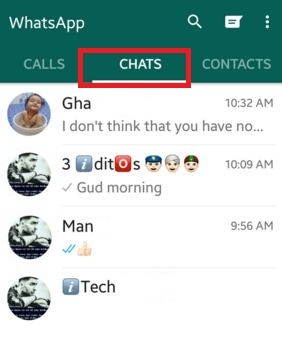 How to copy and paste WhatsApp messages android phone