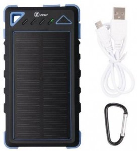 Zzero androd solar charger deals