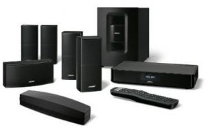 Boss soundtouch home theater system