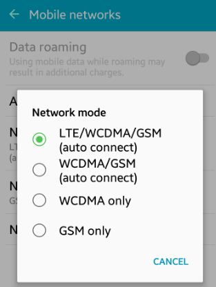 Image result for prefered mobile network