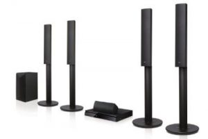 LG best home theater speaker system deals