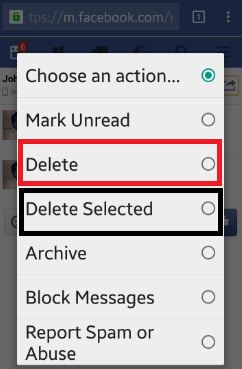 How to delete facebook entire chat history android phone how to delete facebook entire chat history android lollipop ccuart Gallery