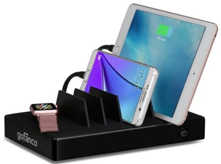Here Is The List Of High Rated And Best Docking Station Android Phone Tablet This 2018 Has Multiple Port Charging