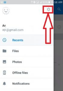 how-to-clear-search-history-dropbox-android