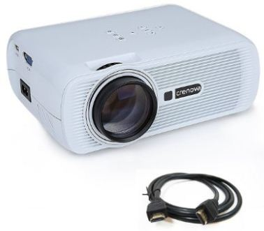 Best portable projector deals 2016 17 most seller amazon for Top rated pocket projectors